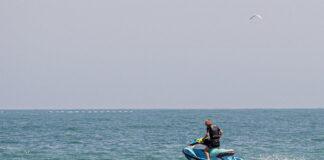 Jazda na skuterze wodnym