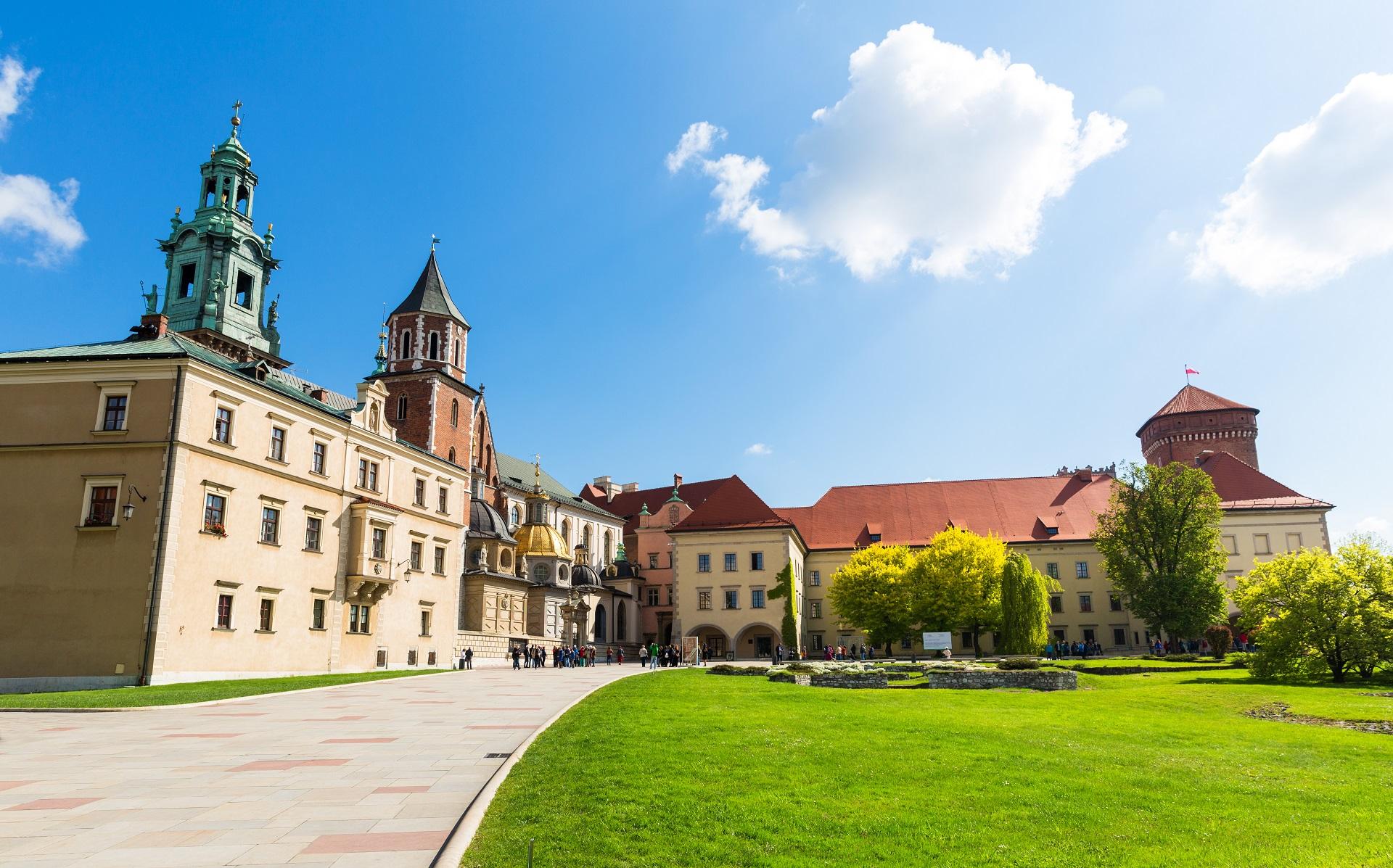 krakow muzea